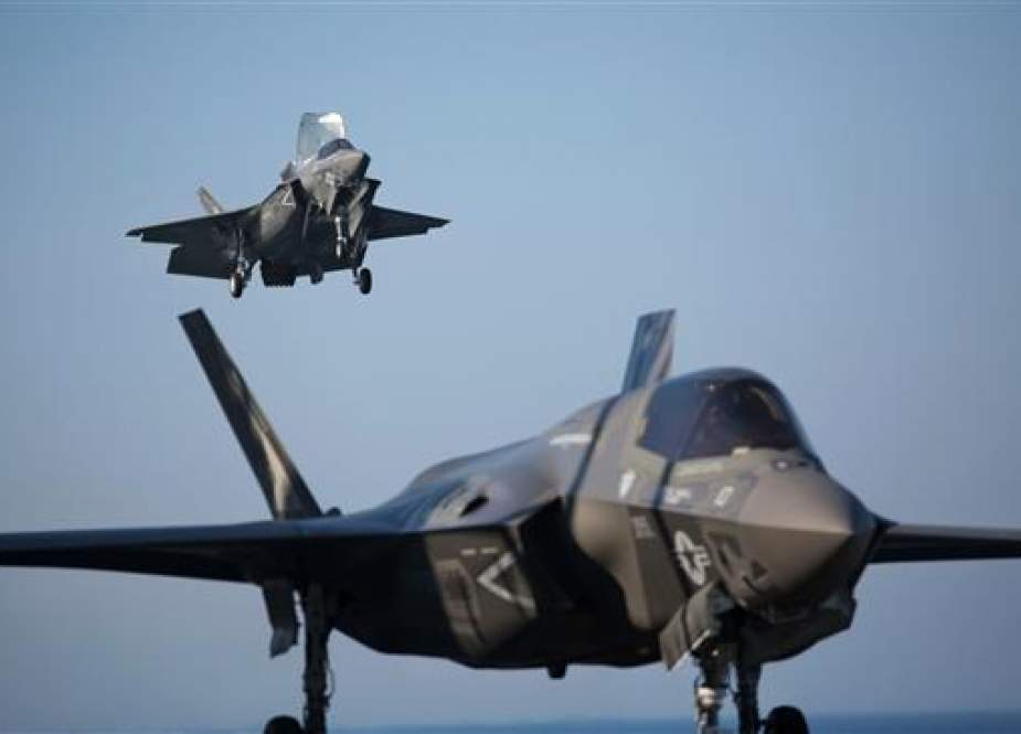 F-35 Joint Strike Fighters