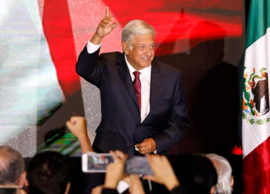 Anti-Trump Obrador wins landslide in Mexico presidential race