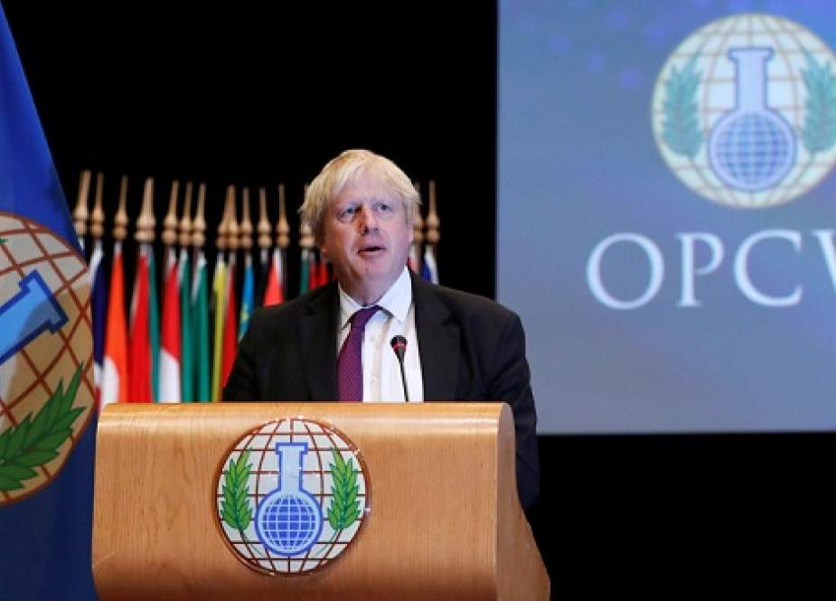 West Seeking Syria Intervention Excuses Via Politicized OPCW