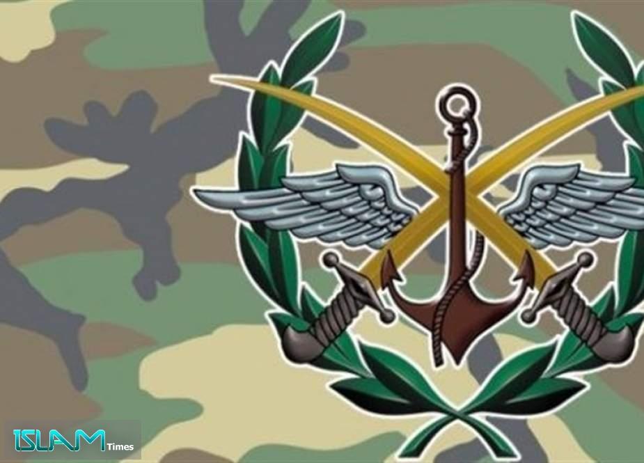 ケニトラ郊外のシリア軍を攻撃しているイスラエルの敵「敵」