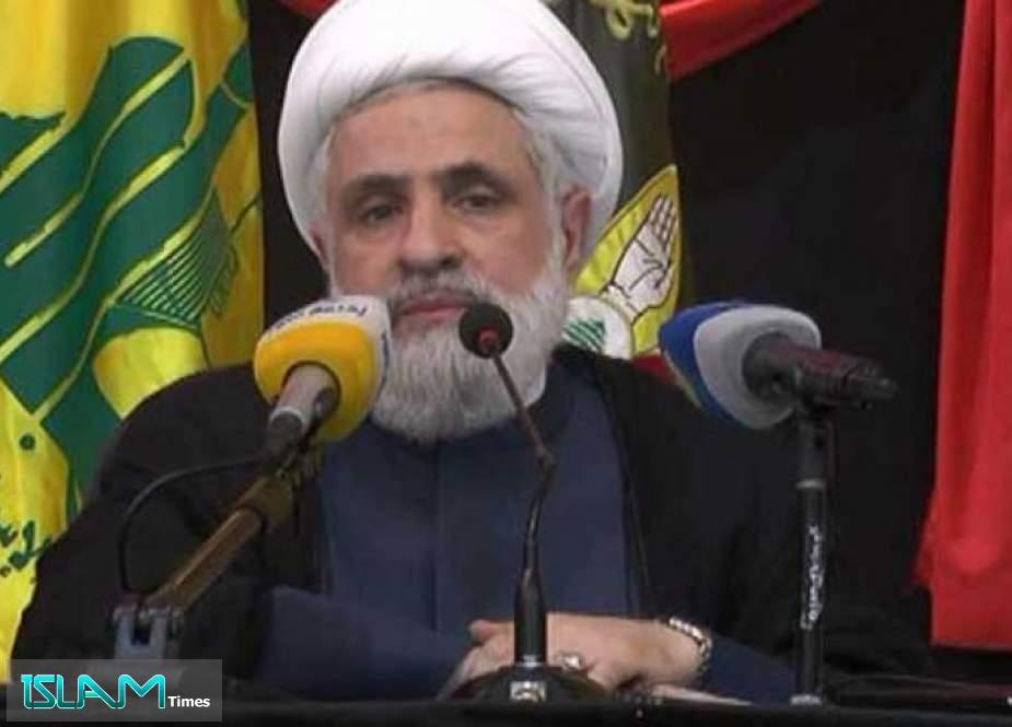 Naeem Qassem:抵抗は、降伏する解決策に直面する代替手段です