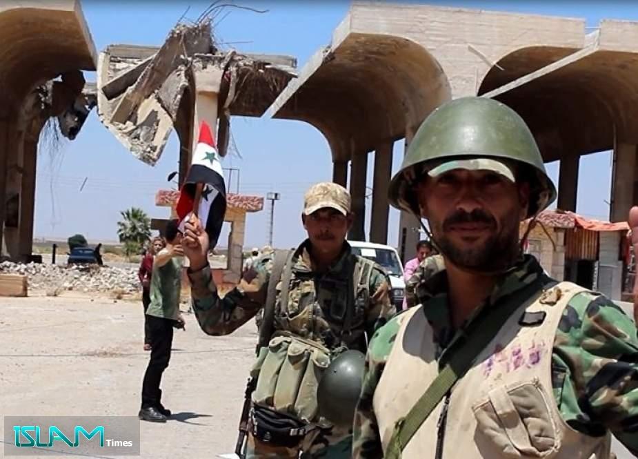 ヨルダンの専門家:シリア軍の国境への復帰はヨルダンを薬物から守る