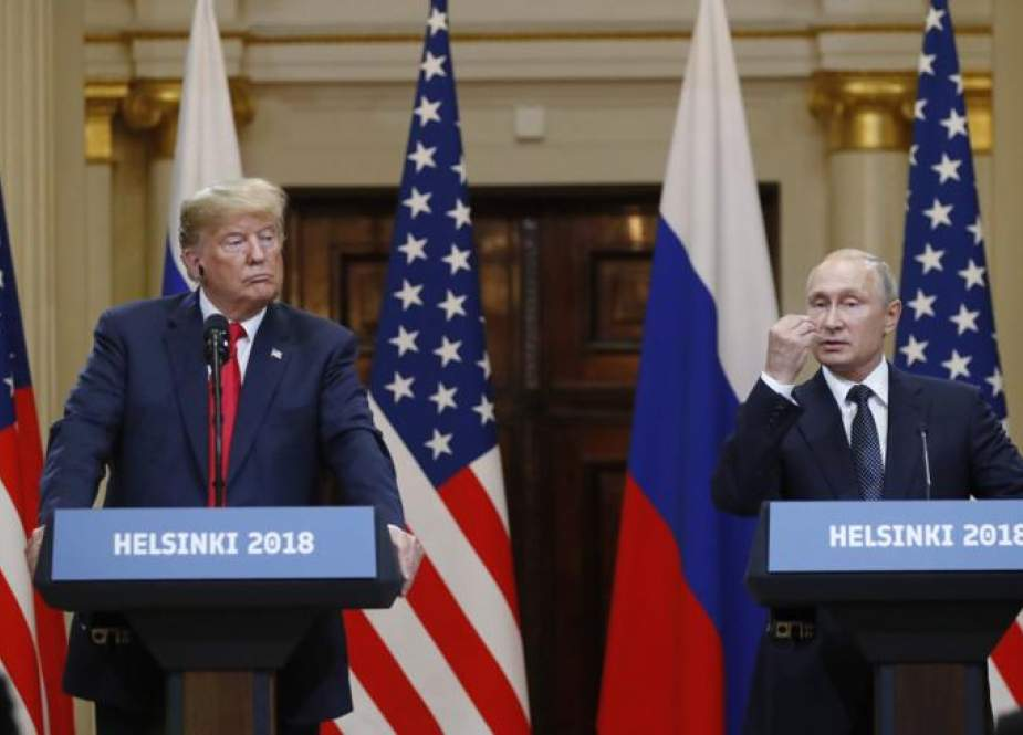 Trump-Putin Summit and Mounting Hysteria