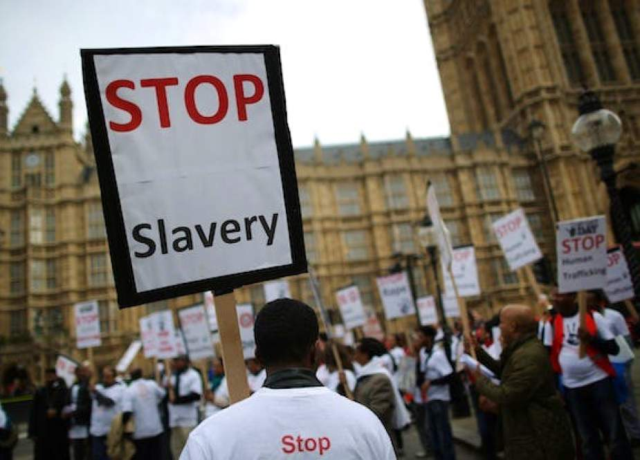 Modern Slavery Thriving in Britain: Report