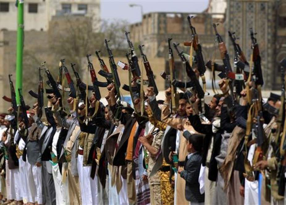 Supporters of Yemen's Houthi Ansarullah movement.jpg