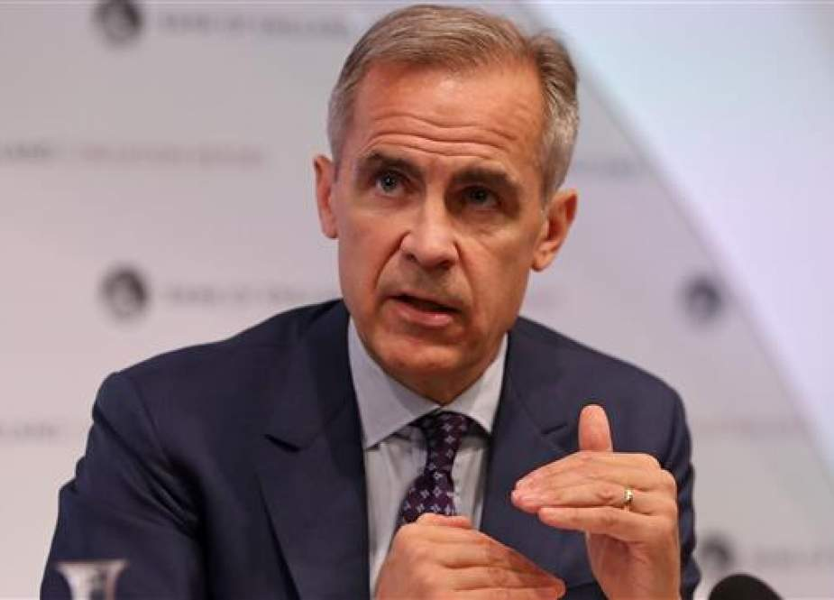 Bank of England Governor Mark Carney (File photo)