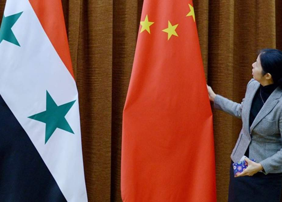 What Does Motivate Chinese Help Offer to Syria's Idlib Operation?