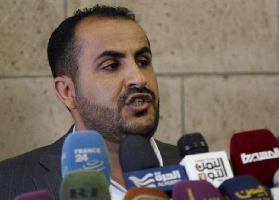 The spokesman of Yemen's Houthi Ansarullah movement, Mohammed Abdul-Salam