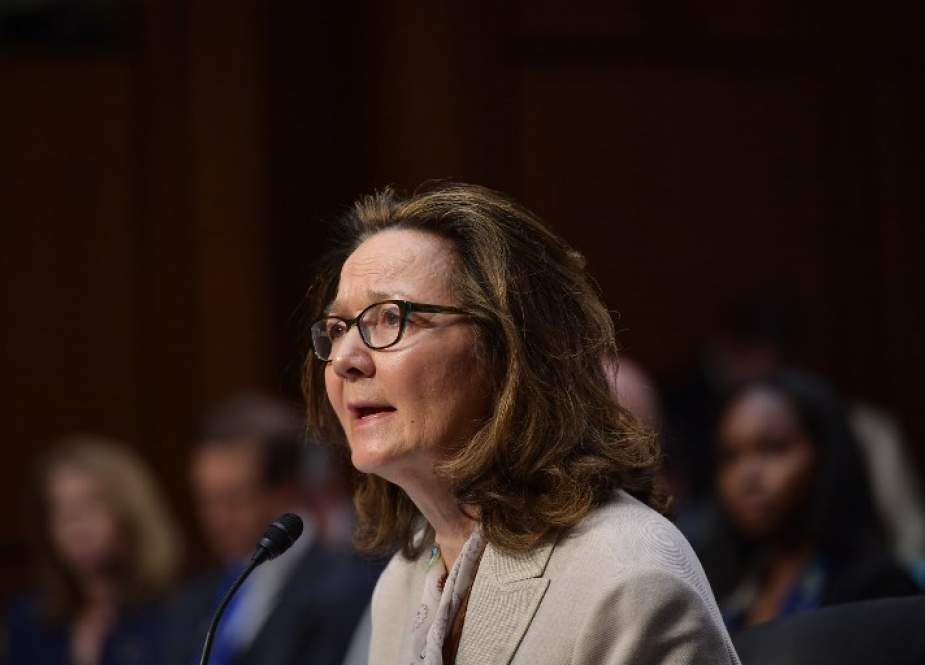 Cables detail CIA waterboarding at secret prison run by Gina Haspel