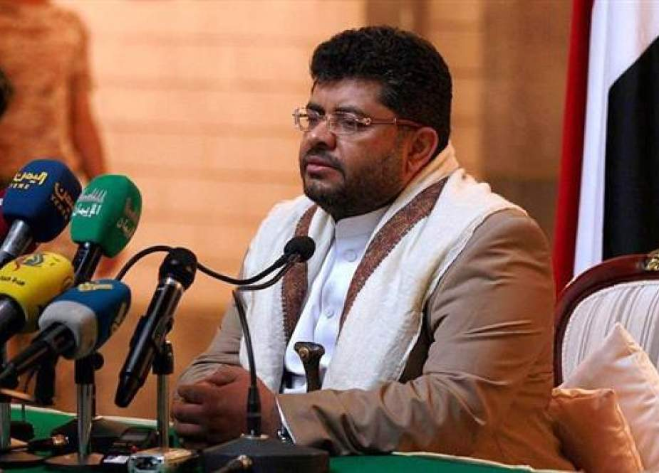 The chairman of the Supreme Revolutionary Committee of Yemen, Mohammed Ali al-Houthi (file photo)