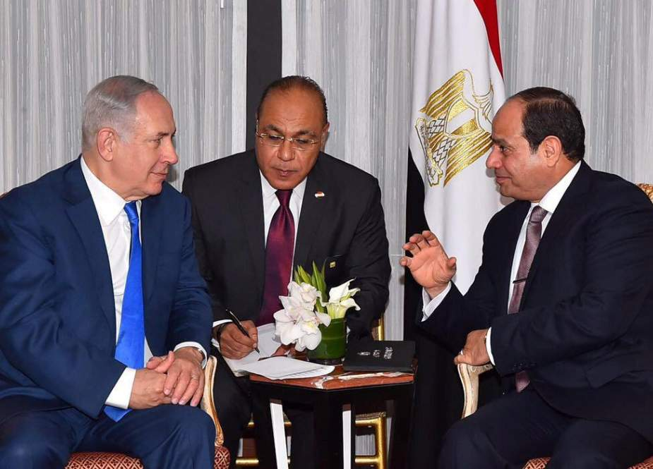 Israeli Prime Minister Benjamin Netanyahu held a secret summit with Egyptian President Abdel Fattah al-Sisi in Egypt in May to discuss a long-term ceasefire in the Gaza Strip, Israel