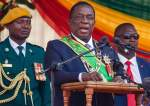 Zimbabwe's President Emmerson Mnangagwa (file photo by AFP)