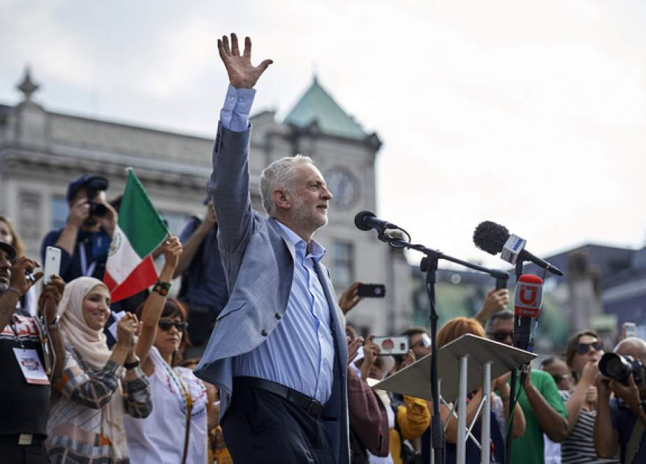 Is Israel's Hand Behind the Attacks on Jeremy Corbyn?