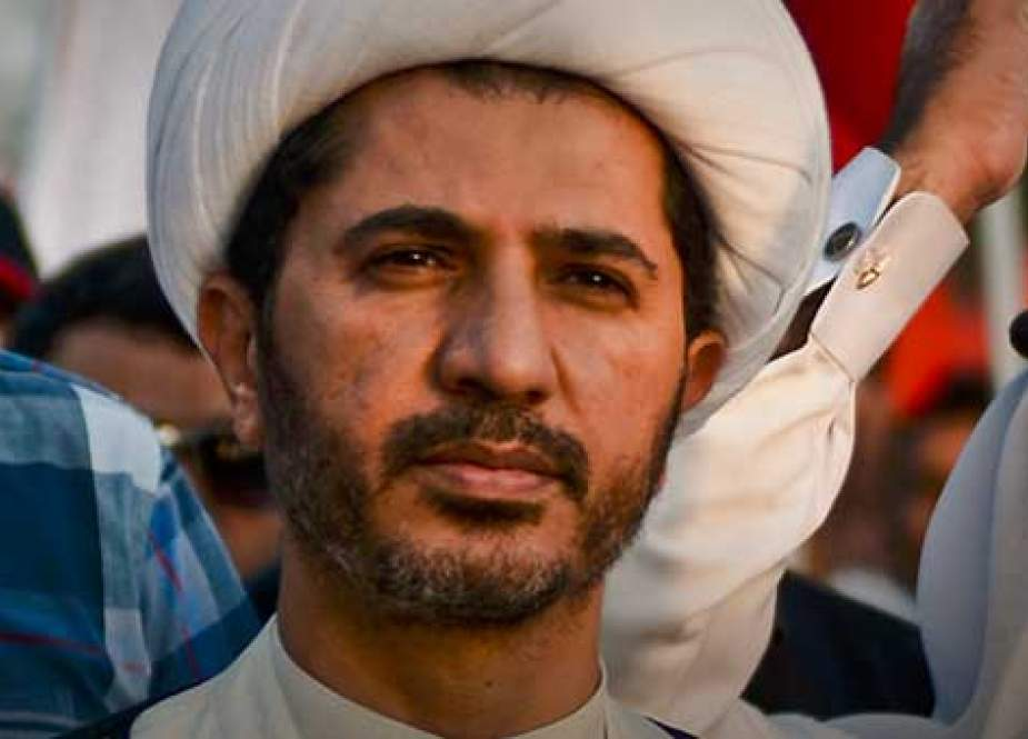 Sheikh Ali Salman- Secretary General of Bahraini opposition group, al-Wefaq.jpg