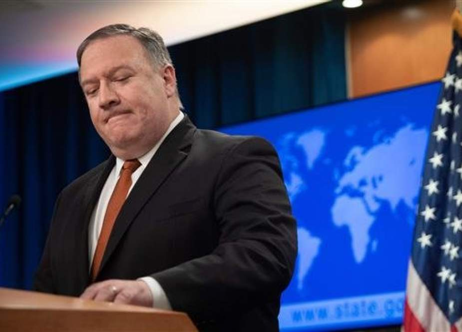 US Secretary of State Mike Pompeo (Photo by AFP)
