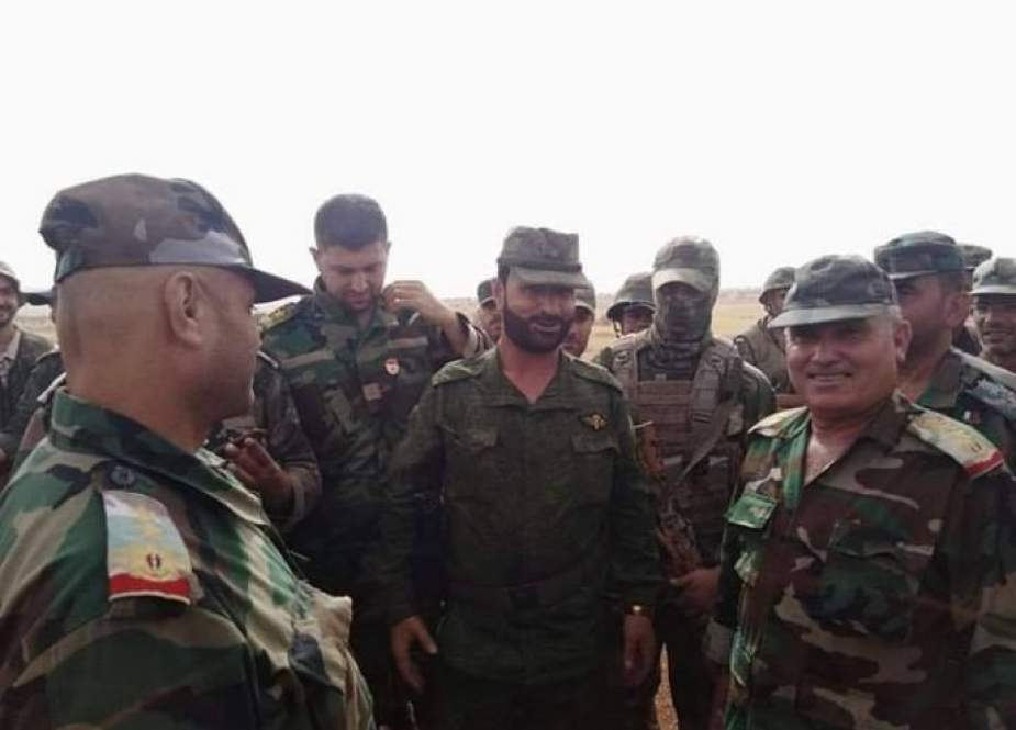 Syrian Army's Idlib Liberation Op Back on Track