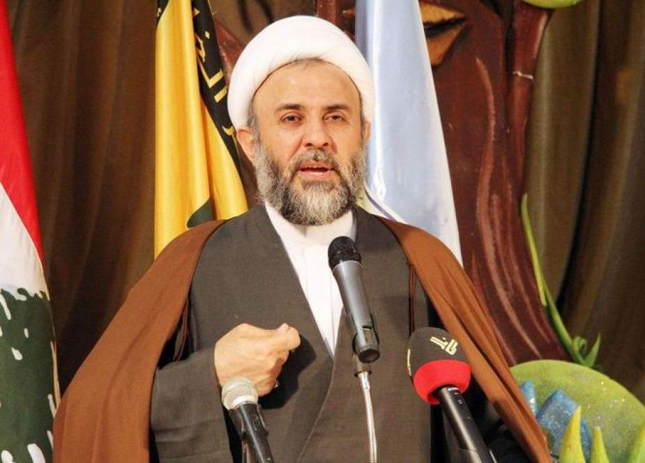 Member of Hezbollah Central Council Sheikh Nabil Qawook.jpg