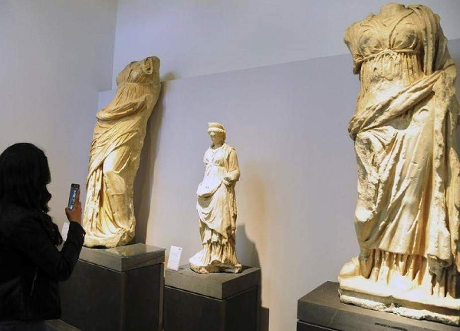 Syria National Museum Reopens after Seven Years