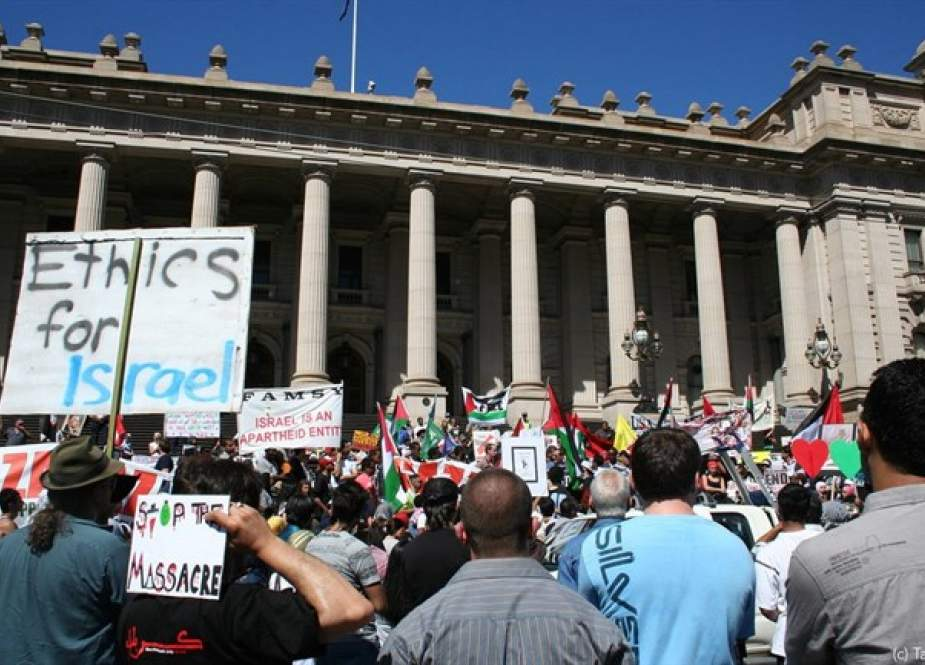 Australia and Palestine-Israel: The threat of the far right