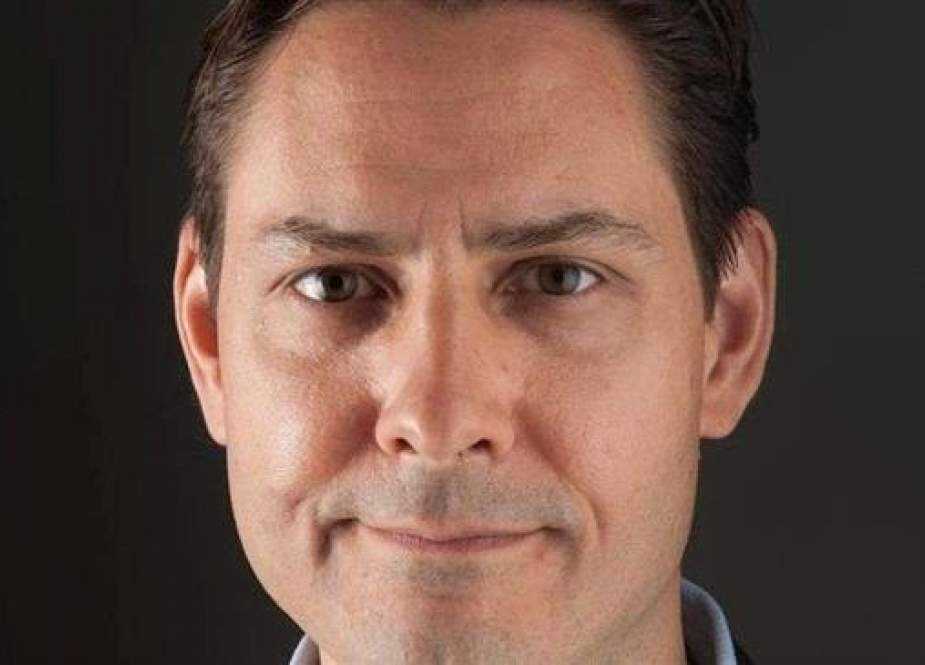 This file picture shows Michael Kovrig, an adviser with the International Crisis Group, a Brussels-based non-governmental organization, and former Canadian diplomat. (Photo by Reuters)