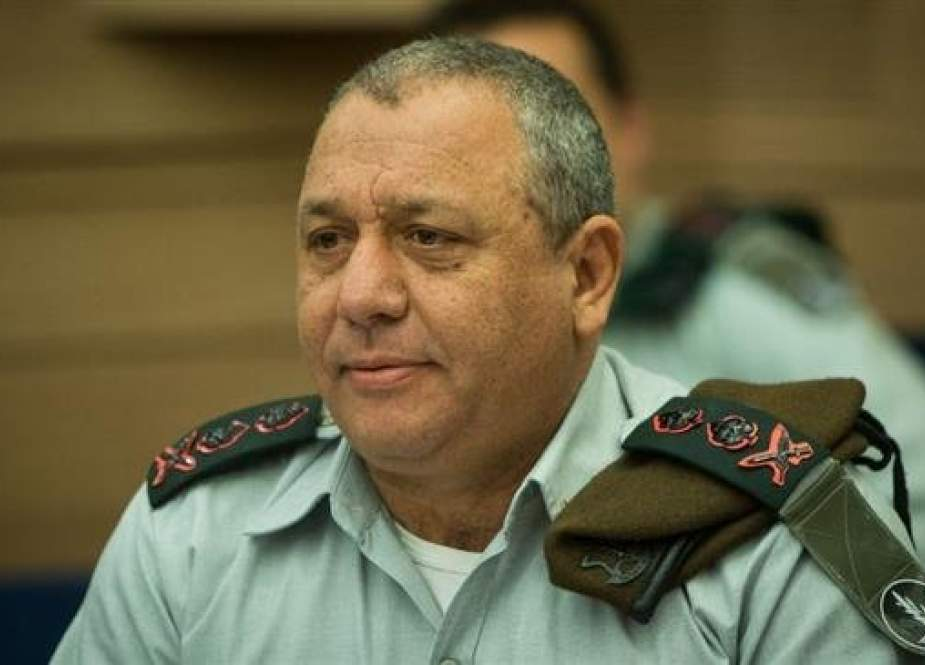 Israel's Chief of the General Staff Lieutenant General Gadi Eisenkot (Photo by The Times of Israel)