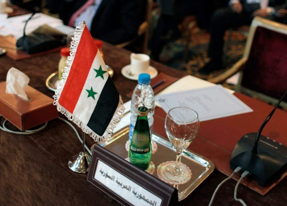 What Would Syria Return To Arab League Mean Islam Times