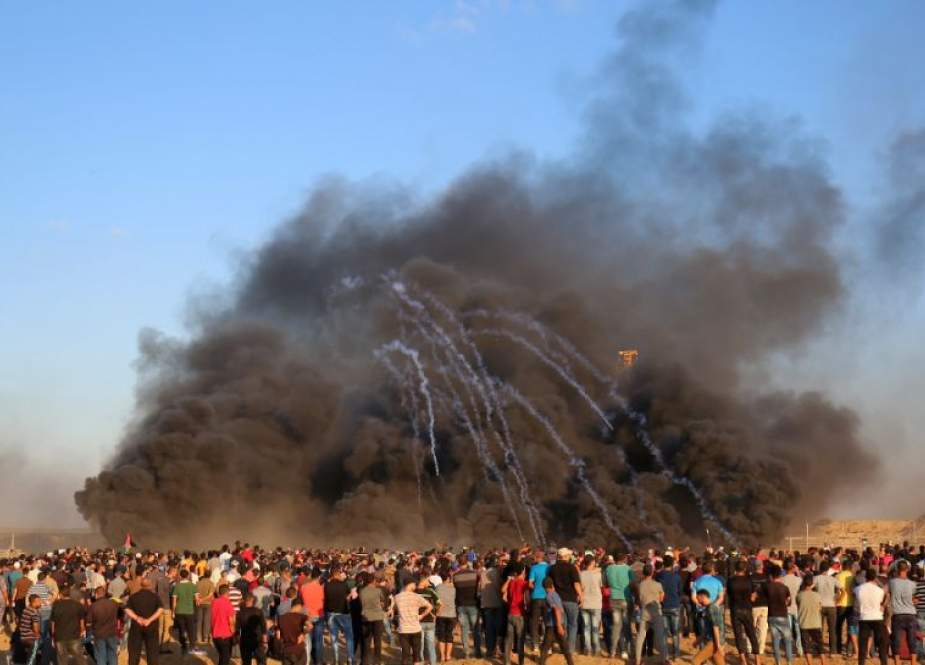 Israeli forces injure at least 23 Palestinians in Gaza protests