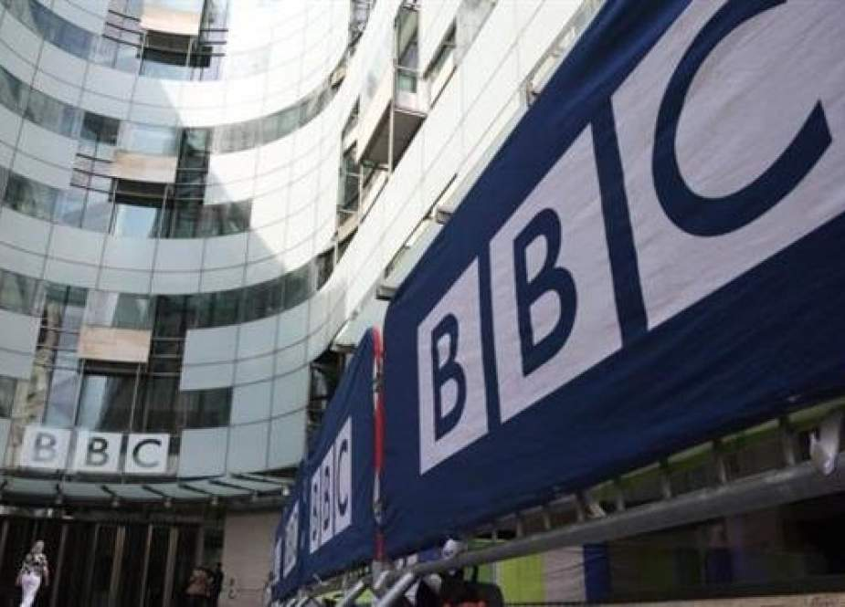 Russia accuses BBC of