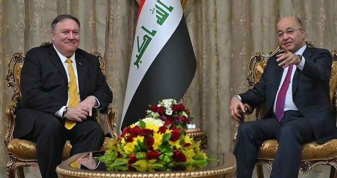 Did Pompeo Achieve His Anti-Iran Goals During Iraq Visit?