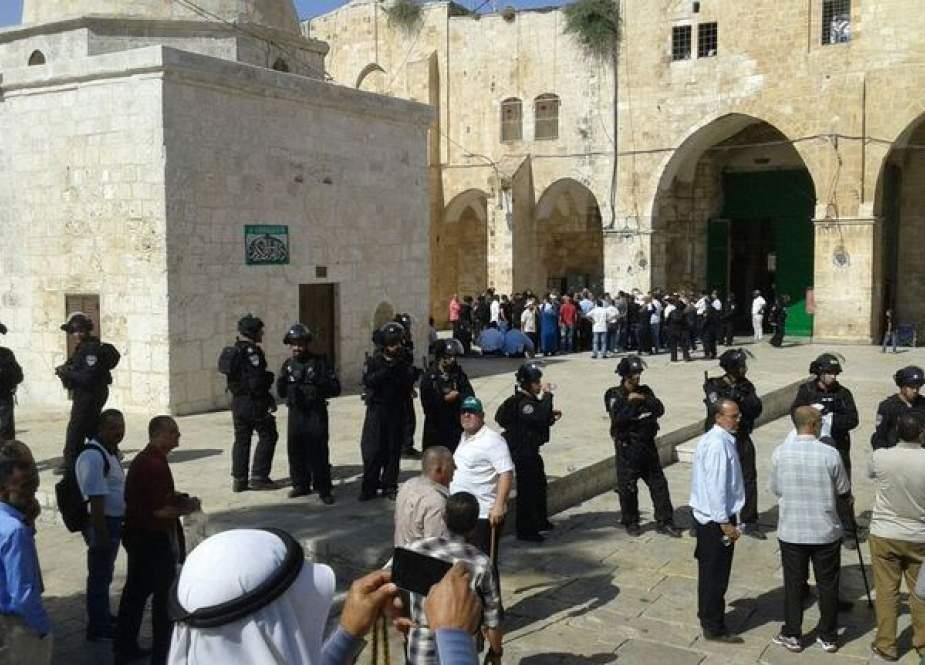 Hamas: Entitas Zionis Akan Membayar Mahal atas Penodaan Al-Aqsa