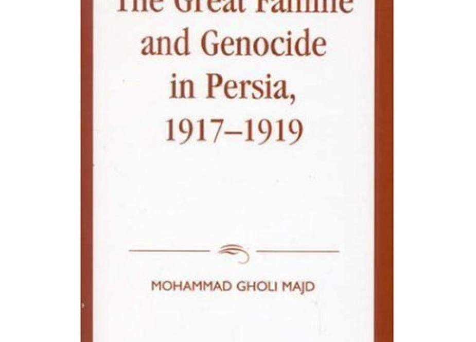 Dr. Mohammad Gholi Majd sheds light on the great Persian famine that a British and Russian invasion caused in Iran during First World War.