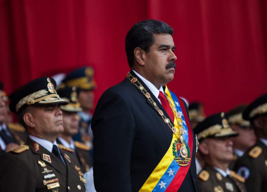 U.S. Has Its Gunsights on Venezuela