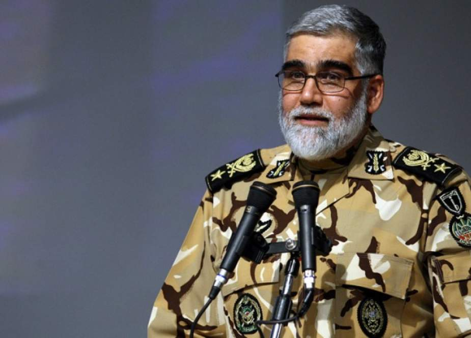 Brigadier General Ahmad Reza Pourdastan -Head of the Iranian Army's Strategic Studies Center.jpg