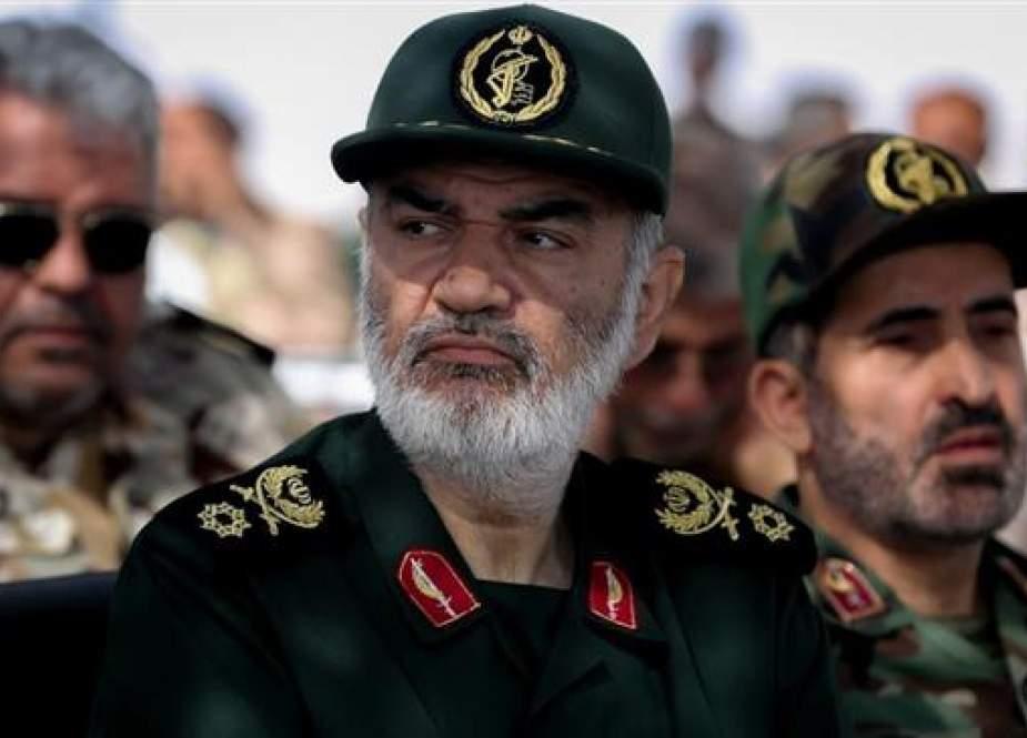 Strategi Iran Adalah Menghilangkan Israel dari Geografi Politik