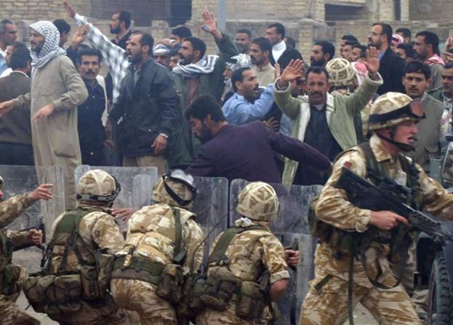 British Army Permitted Shooting of Civilians in Iraq, Afghanistan