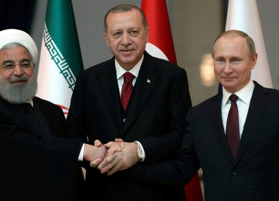Further Unity Comes out of Idlib Summit