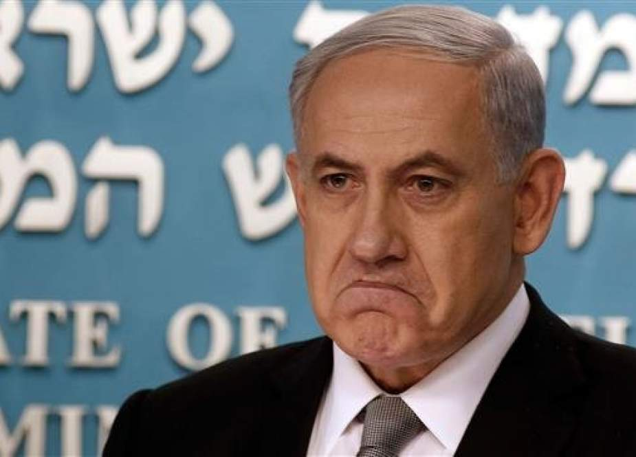 Israeli Prime Minister Benjamin Netanyahu (Photo by AFP)