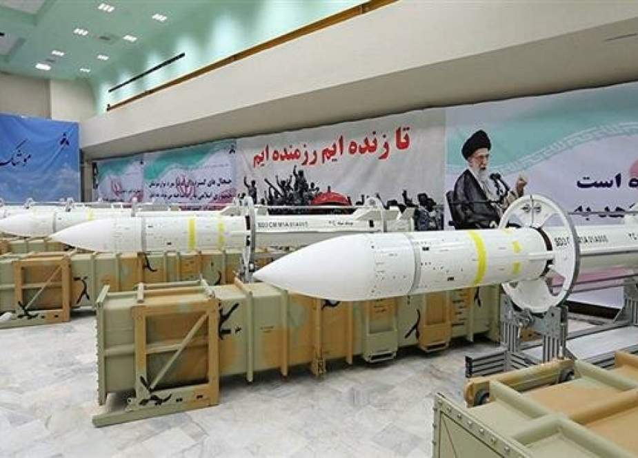 Newly-upgraded Sayyad 3 missiles.jpg