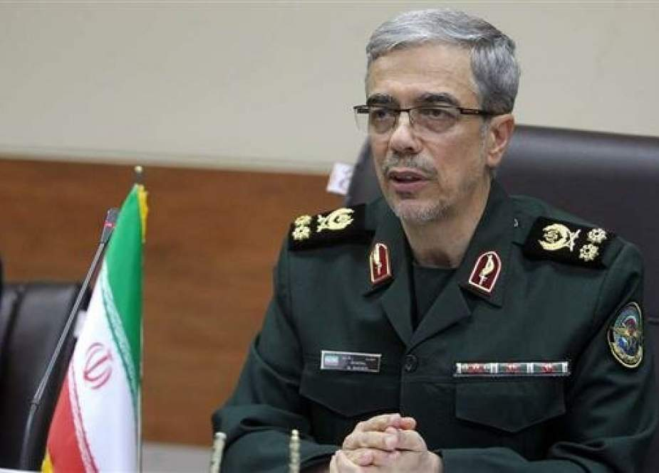 Major General Mohammad Baqeri, Chairman of the Chiefs of Staff of the Iranian Armed Forces.jpg