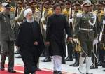 Iranian President Hassan Rouhani has extended a formal welcome to Pakistani Prime Minister Imran Khan.jpg