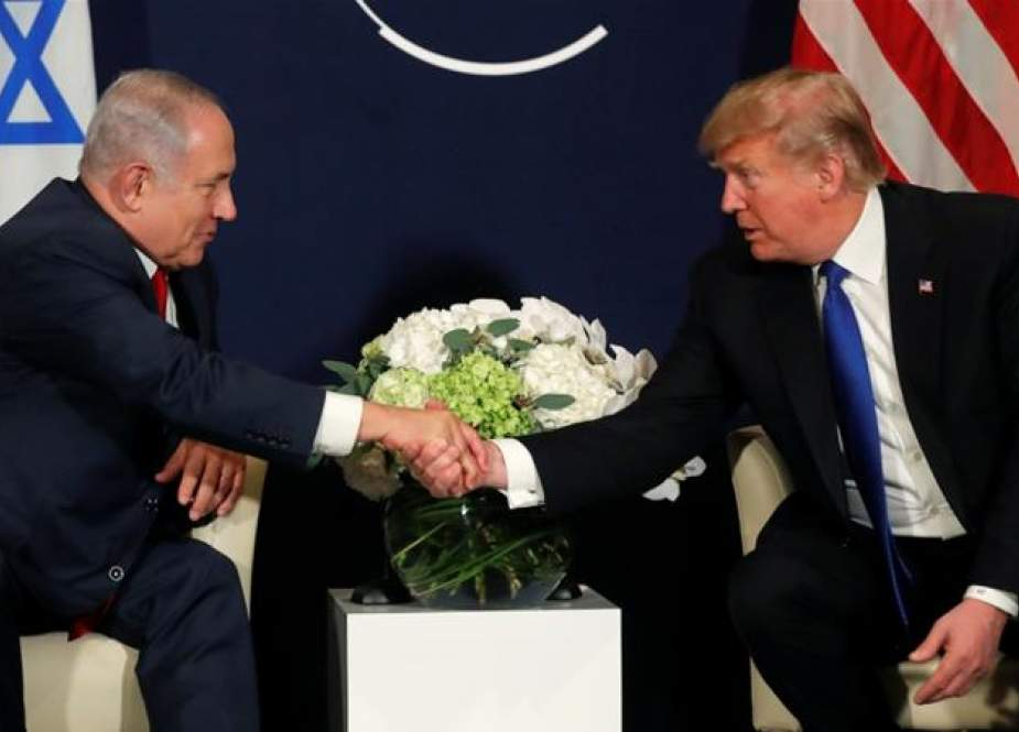 Israeli Newspaper Reveals First Details of Trump's 'Deal of the Century'