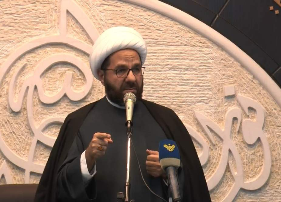 Sheikh Ali Daamoush. Deputy Chief of Hezbollah Executive Council.jpg