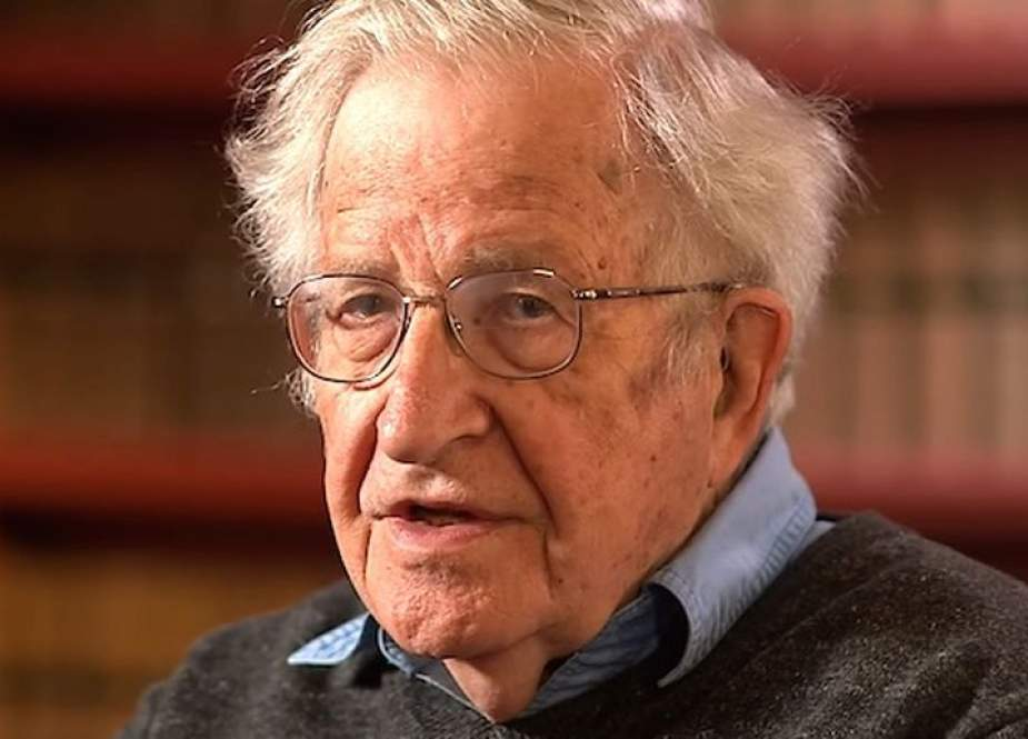 US Angry at Iran's Successful Defiance, Afraid of Its Spread: Chomsky