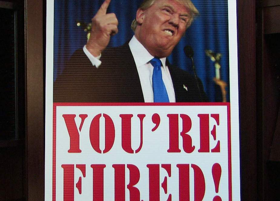 America, You Are Fired!