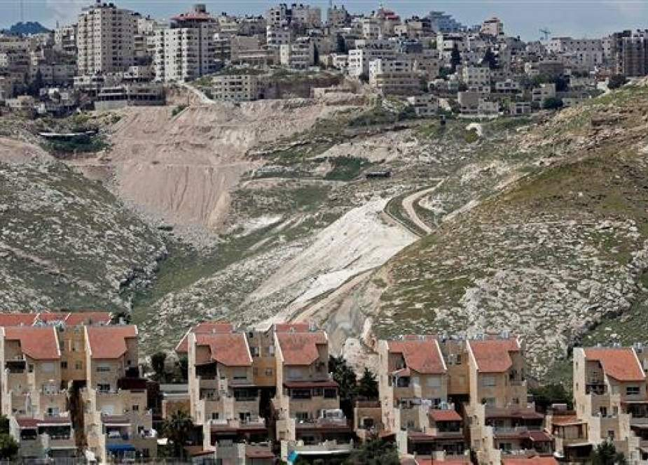 Israeli settlement of Maale Adumim in the occupied West Bank.jpg