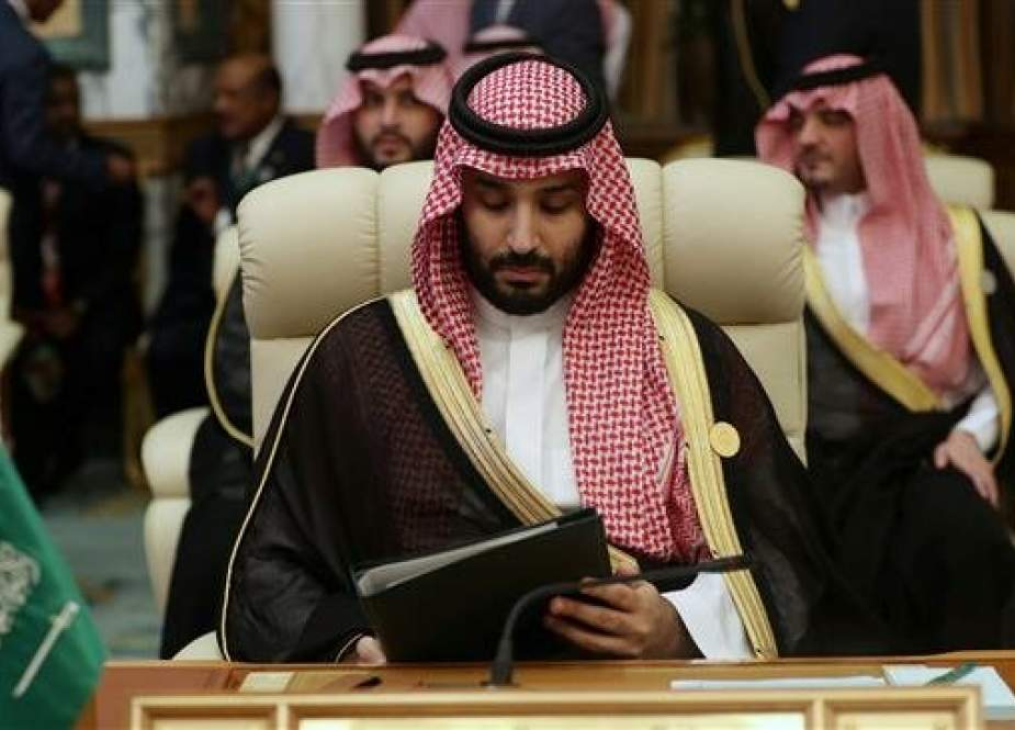 Crown Prince of Saudi Arabia Mohammed bin Salman is seen during the Arab Summit in Mecca, Saudi Arabia, on May 31, 2019. (Photo by Reuters)