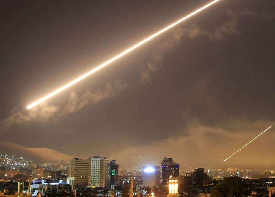 Bringing in Spotlight Nature of Israeli Attacks on Syria