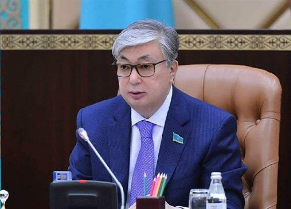 Kassym-Jomart Tokayev is all but certain to win the election.
