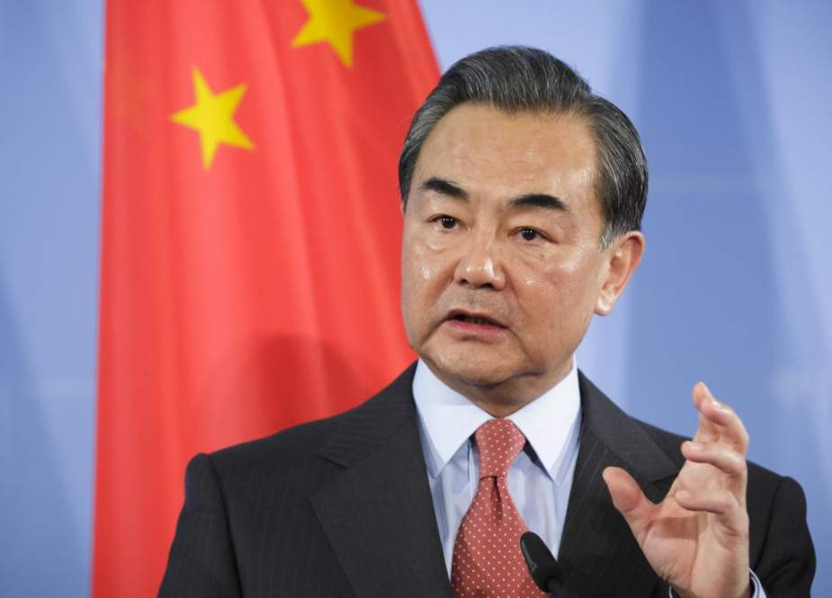 Wang Yi, Chinese foreign minister.jpg