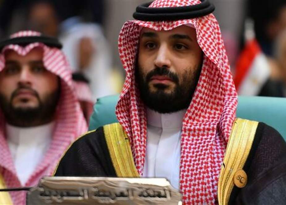 Crown Prince of Saudi Arabia Mohammed bin Salman attends the 14th summit of the Organization of Islamic Cooperation (OIC) in Mecca, Saudi Arabia, on June 1, 2019. (Photo by Reuters)